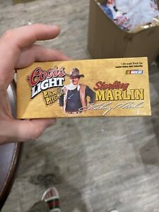 1999 Sterling Marlin #40 Coors Light / John Wayne 1/64 Action W/Pit Road Base