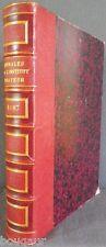 Louis PASTEUR Annales de l'Institut I-1887 Lettre sur la Rage 15 planches Photo