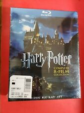 Blu-Ray Harry Potter: Complete 8-Film Collection set (Blu-ray, 2011, 8-Discs)