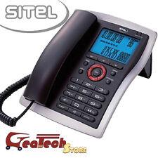 Sitel Telefono Multifunzione Intercomunicante LX-700 Con Vivavoce Chi è Parete
