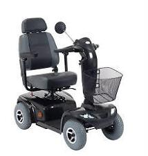 STRIDER ST4D SCOOTER - AVAILABLE IN ANTHRACITE GREY/SPIRIT RED