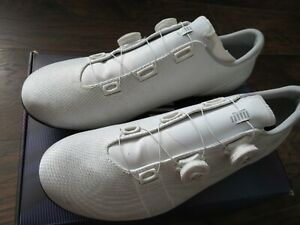*NEW* 2020 RAPHA Pro Team Only Cycling Shoes Carbon Light Gray White 46 EU 12 US