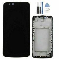 Pantalla Tactil LCD Display Touch Screen con Marco para LG K10 K410 K420 K430 HY