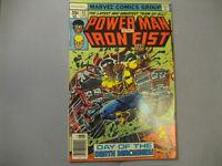 Power Man #52 (Aug 1978, Marvel) MID GRADE NEWSSTAND