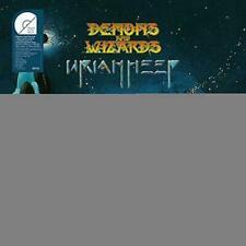 Uriah Heep Demons and Wizards LP 180 GM Vinyl Reissue Art Print