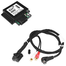Für Navi Radio VW Audi MFD RNS-D Original Kufatec Multimedia Adapter DVD DVB-T