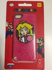 Super Mario Brothers Nintendo Princess Peach iPod touch 5th Gen Case