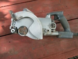 """SKILLSAW 7-1/4"""" WORM DRIVE CIRCULAR SAW  SHD77 AS IS FOR PARTS"""