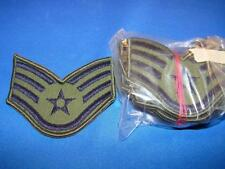 Lot of 12 USAF Staff Sergeant Stripes NEW Free Shipping!!