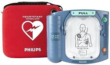 Philips HeartStart Onsite HS1 Defibrillator(AED)+Case, Pads &Battery(5 YR WRNTY)