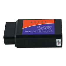 ELM327 OBDII OBD2 Bluetooth Auto Car Diagnostic Interface Scanner RX