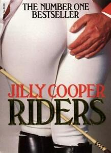 Riders,Jilly Cooper- 9780552124867