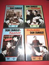 Don Camillo - No Barcode - 4 DVD-Set