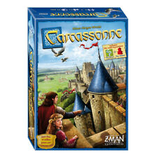 Carcassonne Board Game 2015 Edition