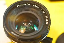 Nikkor PC 3,5/28mm super stato