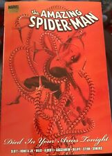 Amazing Spider-Man Died In Your Arms Tonight, 2009 Hard cover Premiere Edition