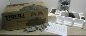 Taigen 3818-1 Panzerkampfwagen VI Tiger I 1/16 Scale Radio Control Battle Tank