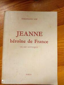Jeanne d'Arc Héroïne De France