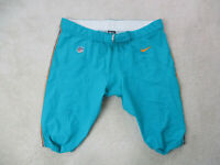 Nike Miami Dolphins Pants Size 52 Green White Football Team Issue Game Worn Used