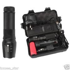 6000LM Genuine Shadowhawk ZOOM Taktische Taschenlampe L2 LED Military Torch Kit