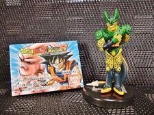 Bandai Dragon Ball Z Full Color R Cell Mini Figure 6cm Japan 2004 Anime Game