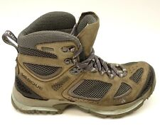 Vasque Womens Breeze III GTX Blue Athletic Hiking Trail Outdoor Mid Boots 9.5 M