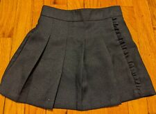 Euc Wonder Nation Girls Navy Blue Uniform Pleated Skirt/Skort, Size 6