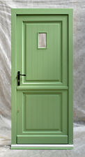 Bespoke, Made to measure Hardwood Stable Cottage style Timber Door