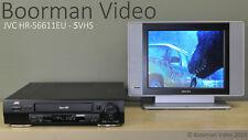 JVC HR-S6611EU S-VHS