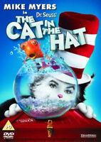 Il Gatto IN The Cappello DVD Nuovo DVD (DSL1253)