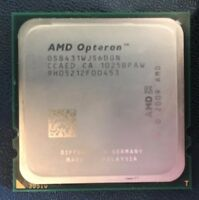 AMD Opteron 2.4GHz 8431 0S8431WJS6DGN Socket Fr2 / 1207 Six Core CPU Processor