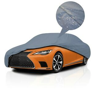 [PSD] Supreme Waterproof Semi Custom Fit Car Cover for Lexus IS Series 2001-2021
