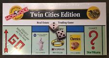 Monopoly Twin Cities Edition Real Estate Trading Game - 1997 New In Sealed Box
