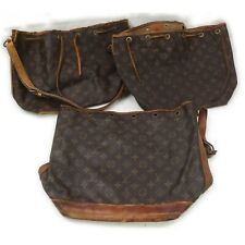 Louis Vuitton Monogram Shoulder Bag 3 pieces set 518119