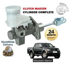FOR MITSUBISHI L200 WARRIOR 2.5 DID 2006-->NEW CLUTCH MASTER CYLINDER