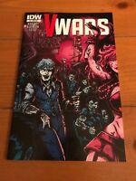 V-Wars #2 Variant Cover (2014) IDW
