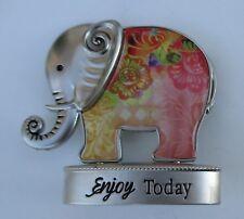 e Enjoy today Lucky Elephant Figurine miniature Ganz