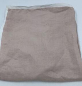 Pottery Barn Euro Pillow Case Empty 27x27 Large Square Linen Home Decor