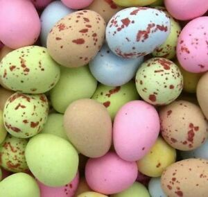Personalised Easter Milk Chocolate Mini Eggs - 200g, 400g, 900g, 1.9KG & 3KG
