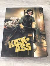 Kick-Ass *Steelbook* Blu Ray Rare OOP