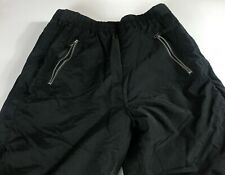 Fera Ski Pants VTG Teen 20 Youth Kids Boys Adult Lined Zip Off 31 x 31 Actual