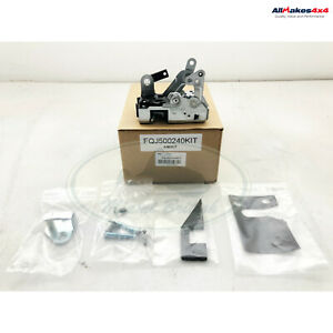 LAND ROVER FRONT DOOR LATCH KIT RIGHT DEFENDER FQJ500240 ALLM4X4