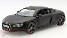 AUDI R8 1:24 Scale Diecast Model Die Cast Mar Models Miniature Black