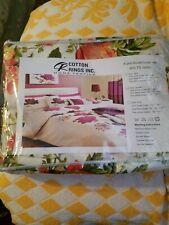 Cotton Rings Inc. Home Textile 600 TC Cotton One Duvet Cover Size Queen