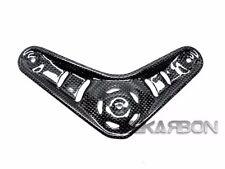 2011 - 2014 Ducati Diavel Carbon Fiber Cam Belt Cover Center - 1x1 plain weaves