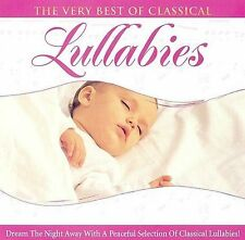 Very Best of Classical: Lullabies by Apollonia Symphony Orchestra (CD, Aug-2003)