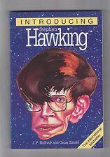 STEPHEN HAWKING = INTRODUCING STEPHEN HAWKING = J. P. McEVOY & OSCAR ZARATE =