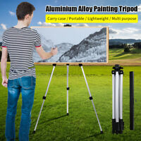 Adjustable Tripods Easel Display Stand Drawing Board Art Artist Sketch Painting