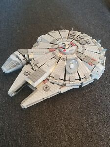 LEGO STAR WARS 4504 MILLENNIUM FALCON ORIGINAL TRILOGY 2004