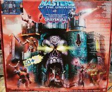 Masters of the Universe Castle Grayskull Il Castello del Teschio Grigio Mattel